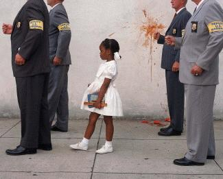 blackhistorydavis / Ruby Bridges>Lacie Ewell